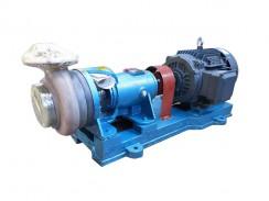 IHF氟塑料合金工程塑料泵