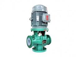 IHG-F型氟塑料管道泵